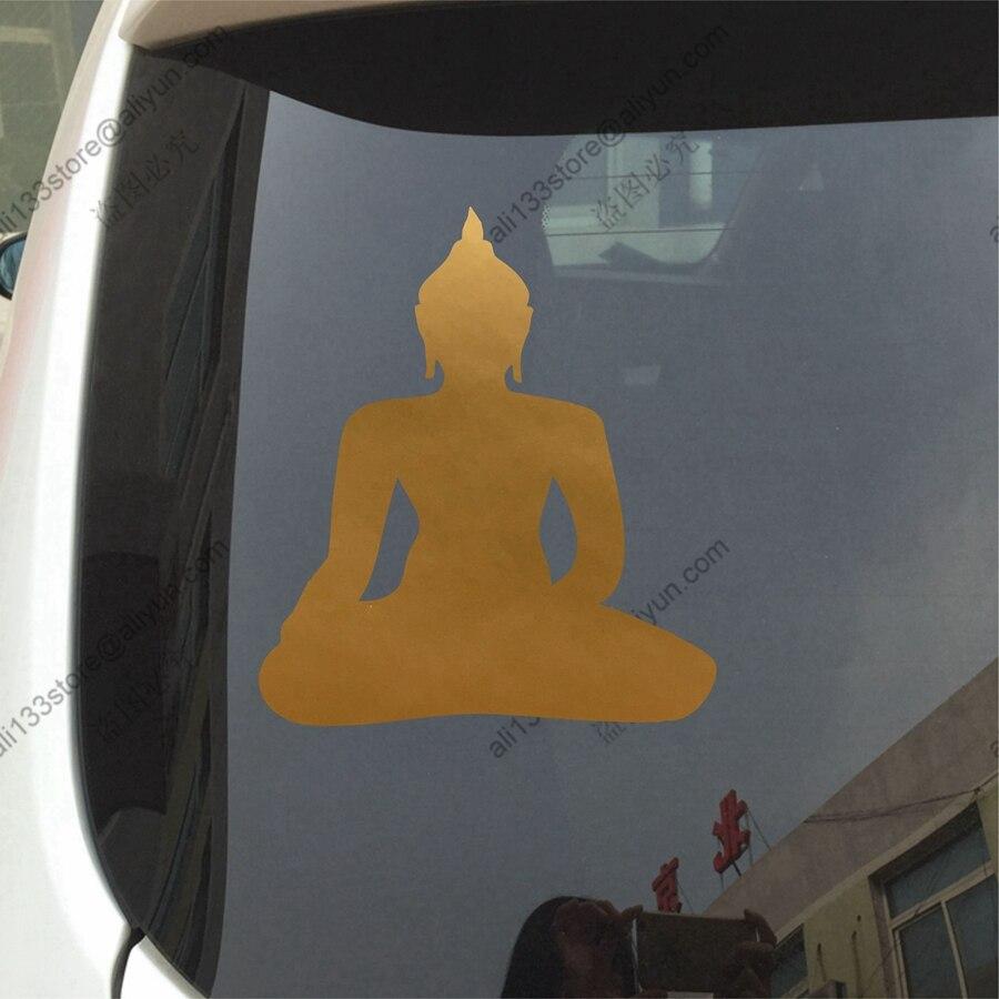 Us 22 Buddha Buddhismus Indien Yoga Auto Aufkleber Aufkleber Vinyl Gestanzte Keine Farbe Und Größe Wählen In Buddha Buddhismus Indien Yoga Auto
