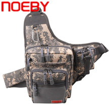New Fishing Bag 23x18x8cm Waterproof Outdoor Bagpack Multifunctional Waist Bolsa Pesca Tackle