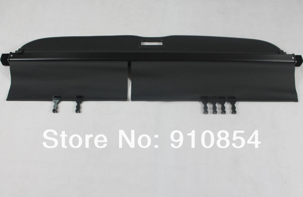 car-styling Black! Fabric Rear Trunk Security Shield Cargo Cover for Kia Sportage 2010 2011 2012 2013 beautiful and pract fabric rear trunk security shield cargo cover black for toyota rav4 rav 4 2006 2007 2008 2009 2010 2011 20