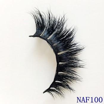 UPS Free Shipping 200Pair Lashes Mink eyelashes dramtic False Eyelashes 3D mink lashes Fluffy reusable Crisscross cilios