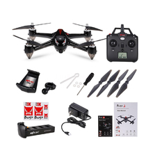 Professional Drone MJX B2W Bugs 2 WiFi FPV Brushless 1080P HD Camera GPS Altitude Hold RC Quadcopter Drones RTF VS Hubsan H501S