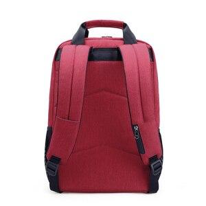 Image 2 - Tigernu marka rahat moda kadınlar USB şarj okul sırt çantası kadınsı 15.6 dizüstü rahat sırt çantaları genç kızlar Mochila