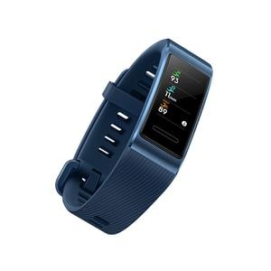 Image 3 - หัวเว่ยเดิม 3 วงดนตรีโปรสร้อยข้อมือสมาร์ท 3 วง GPS กันน้ำหน้าจอสัมผัสสีอัตราการเต้นหัวใจนอน Snap สมาร์ทสายรัดข้อมือ