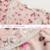 Grlbobra 2017 primavera verano nueva impreso floral homewear pijamas de las mujeres de seda de hielo sexy de encaje de tres piezas ropa de dormir pyjama030715