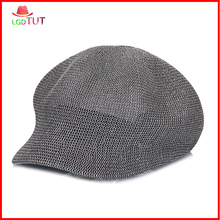 Womens Straw Knit Hat Breathable Sun Cap Summer for Women 2019 Fashion Hats Visor Leisure Caps