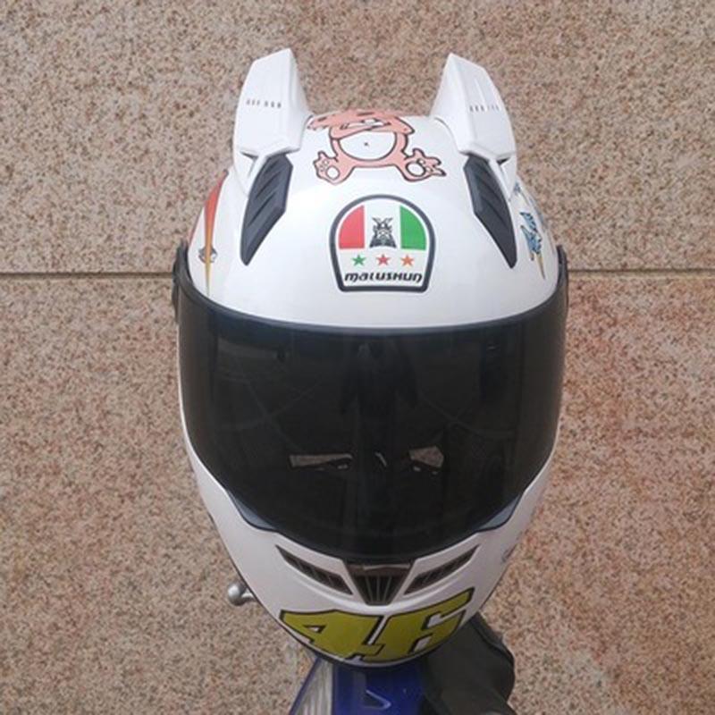 Motorcycle Helmets Head Protection Motor Hats racing in cold winter helmet casco moto integral motorsiklet kask