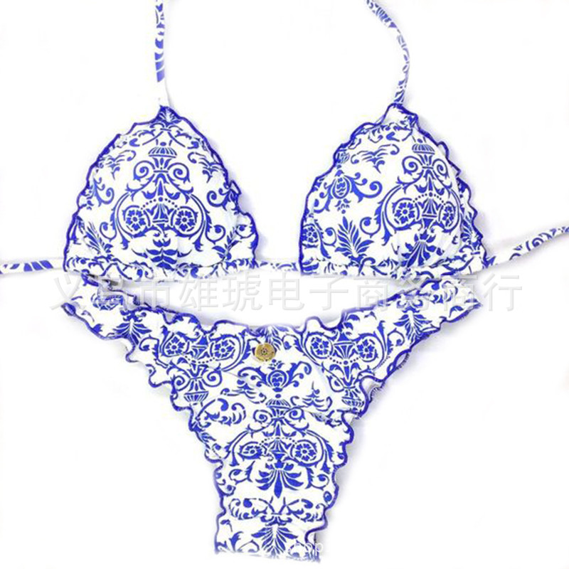 Blue and white porcelain series bikini, fresh and sweet approximation processes involving jacobi series and wavelets