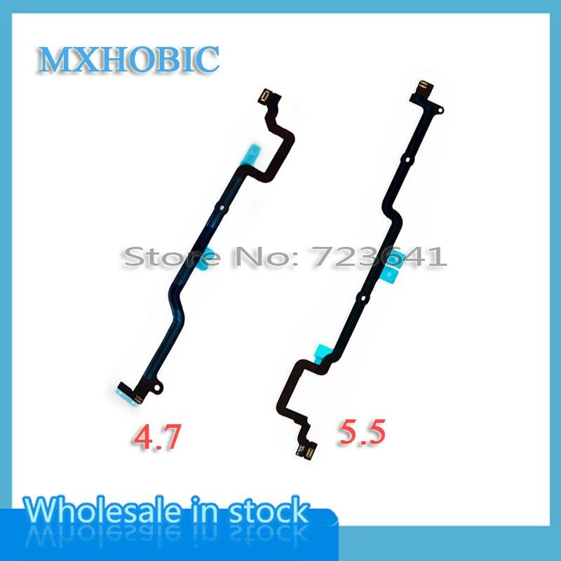 MXHOBIC Extend Main-Board iPhone 6 Home Connector Flex-Cable 6-Plus Long for 10pcs/Lot