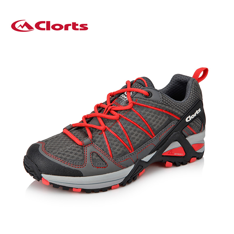 CLORTS Original Running Shoes For Women Outdoor Cushion Sneakers Lace Up Running Jogging Shoes Breathable Walking Shoes For Lady цена