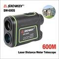 SNDWAY Golf Лазерная дальномерная лента дальномер охотничий монокулярный телескоп Trena Лазерный дальномер Измерение 600 м SW-600S