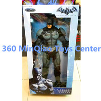 Statue Avengers Batman:Arkham City 1:4 The Dark Knight Rises 18 inch Oversized PVC Action Figure Collectible Model Toy WU852