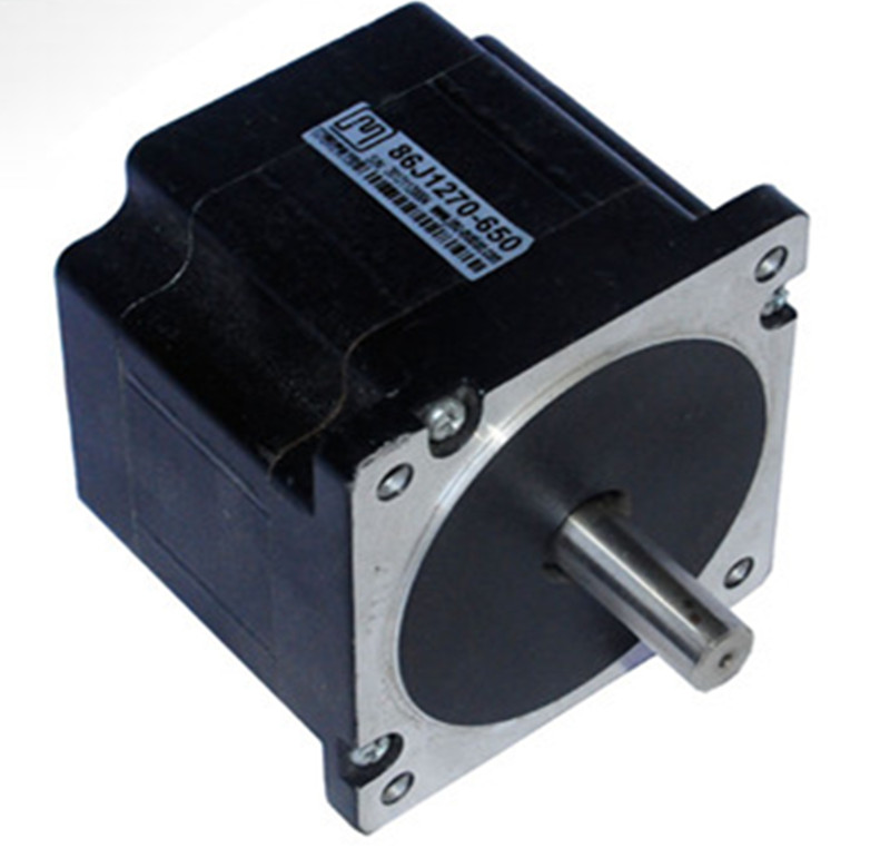 цена на Nema 34 3phase 2.2N.m 311ozf.in Current 5A stepper Motor 86mm frame 12mm shaft 86J1270-650 JMC
