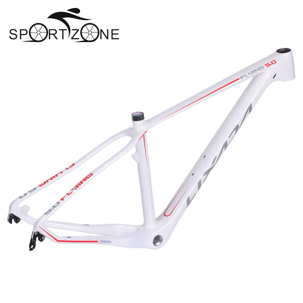 lixada mountain bike road bicycle frame 275 155inch carbon fiber cycling bicycle racing frameset wheelset bicycle parts