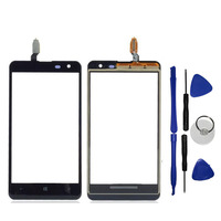 For Nokia 625 Front Panel Touch Screen Digitizer For Nokia Lumia 625 LCD Display Touch Panel