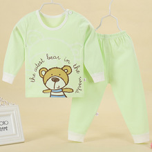 Minnie Mouse Rushed Baby Set 2016 New Male And Female Cotton Underwear Sets Newborn / Warm Suit Clothing 6months-5years Kid