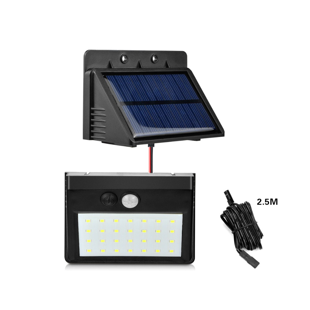 Solar Lamp Buiten Us 13 3 30 Off Led Outdoor Wall Light Motion Sensor Solar Led Lamp Verlichting Buiten Waterproof Wall Lamp Night Lighting Lampara Exterior In Led