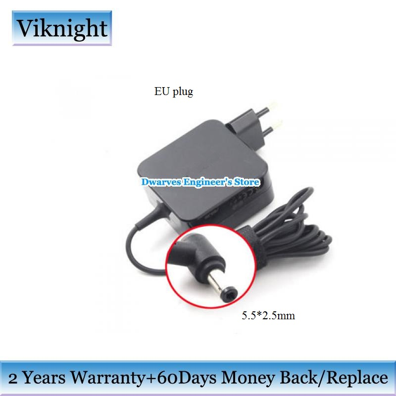 EU Plug 19V 2.37A 45W AC Adapter Charger For Asus X551C X552 X551CA X551M X551MA X551MAV Notebook Power Supply Laptop Adapters for lenovo thinkpad g505 g510 g50 30 g50 70 20v 2 25a 45w usb notebook laptop supply power ac adapter charger