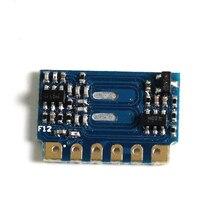 10pccs h3v4f 3 В 433 мГц мини Беспроводной приемник модуль ask 433 мГц модуль для Беспроводной переключатель Беспроводной Дверные звонки охранной Сигнализации