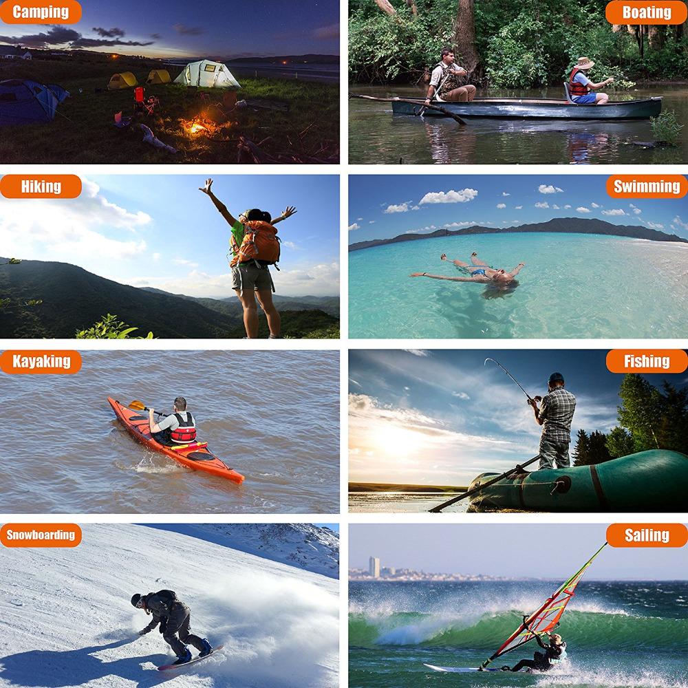 Wasserfest Drybag Außen Schwimmen Zelten SPORTS Rafting Aufbewahrung Zubehör