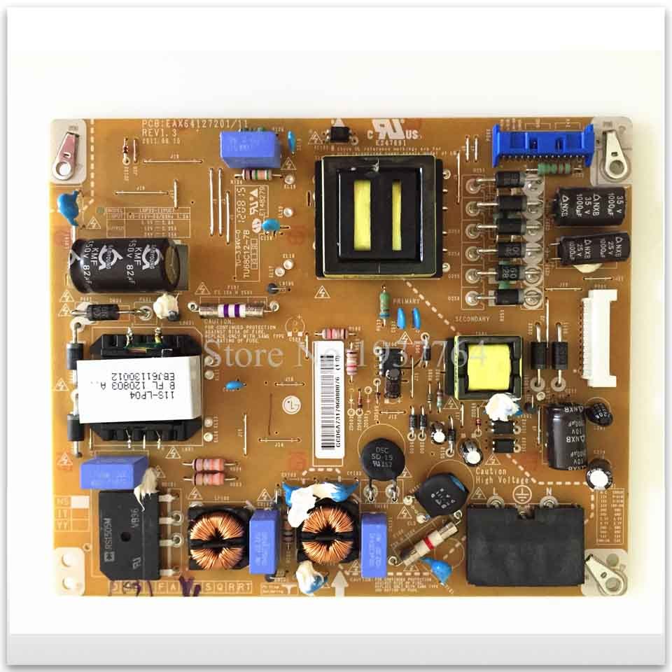 Original power supply board for LG32LV2200 32LV220C EAX64127201 LGP32-11PUC1 good working compatible bare bulb lv lp06 4642a001 for canon lv 7525 lv 7525e lv 7535 lv 7535u projector lamp bulb without housing