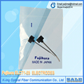 ELCT1-25 Electrodes Fujikura FSM-40s 30s 20s 45FS 45PM 45F 40PM 40F FSM-100P FSM-100M Optical fiber fusion splicer