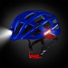 Olahraga Helm Net LED