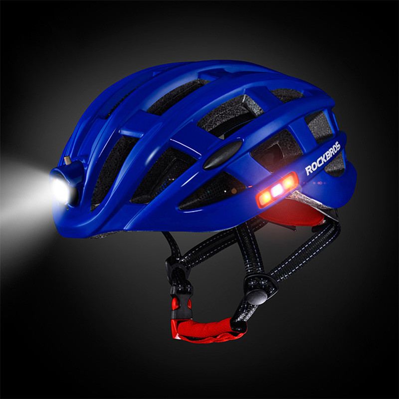 Net Riding Helmet Safety Hat with Charging LED for Mountain Bike Bicycle Eextreme Sport in Bicycle Helmet from Sports Entertainment
