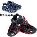 Большая Распродажа 1 пара Лето Мальчик детская Ортопедическая Обувь Детей Сандалии, Skidproof Мальчики/Дети Дешевые мягкой Обуви