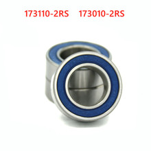 20pcs high quality 173110 173010  2RS  bicycle hub ball bearing  17x31x10  17x30x10 mm  bike bottom bracket bearings 17*31*10