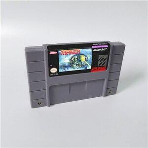 Image 1 - Cybernator   Action Game Card US Version English Language