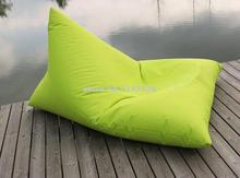 Hotsell móveis Populares à prova d' água ao ar livre relaxante saco de feijão atacado para suporte para as costas