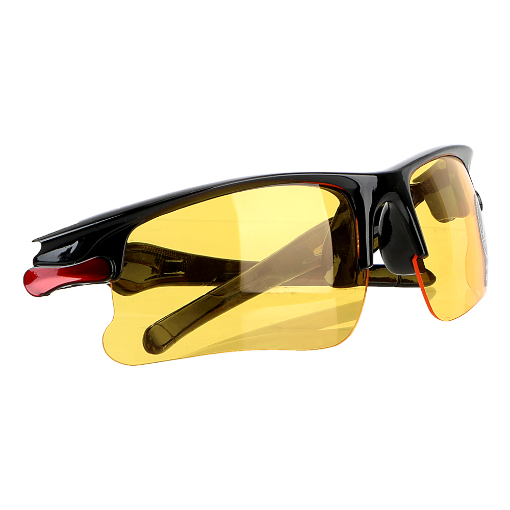 Night Vision Drivers GogglesProtective Gears Sunglasses Anti Glare Driving Glasses Night-Vision Glasses Car Styling 3