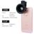 Novo Kit de Lentes Telefone 12X Zoom Telefoto Telescópio Lente 2em1 0.45X Wide ângulo macro 12.5x lentes para iphone 5 6 7 s xiaomi huawei
