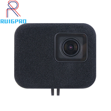 High Density Foam Windproof Cover for Gopro hero 6/ 5/ 5 Session/ 4 4/ 3+/ 3 Windshield Sponge Windscreen