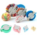 Weave Tool New Pattern Ball Making Machine Pompon Imitate Cola Hairy Device Sewing Accessories Markdown sale