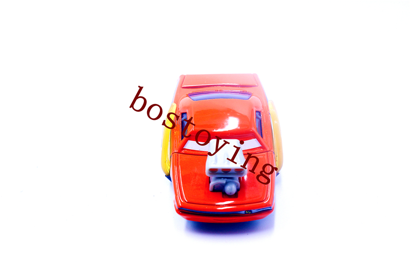 Pixar Cars 2 Snot Rod With Flames 1 55 Scale Diecast Metal Alloy Modle Brio Cute