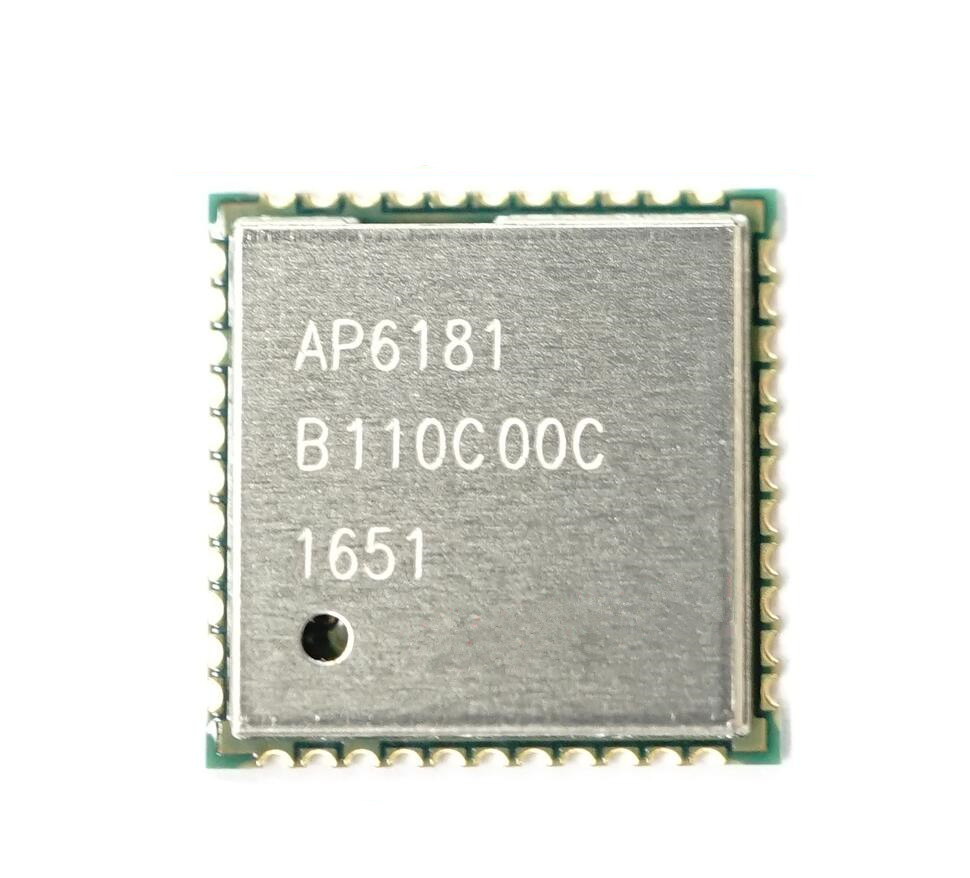 Wifi Module Chip Bluetooth Ic Ap6181 6181 Qfn44 In Integrated Electronic Components Circuitsicsicchina Mainland Circuits From Supplies On Alibaba Group
