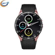 GFT KW88 smartwatch wifi 3G smart watch sim android5.1 mit pulsmesser schlaf tracker uhr call Nachricht erinnerung