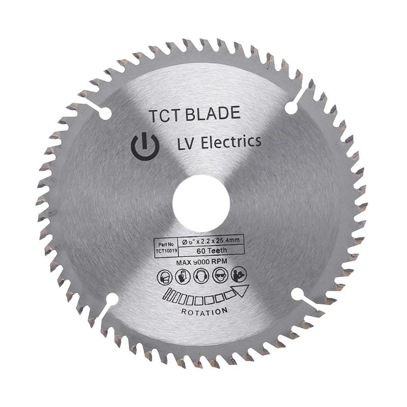 4 Styles Circular TCT Saw Blade General Carbide Tipped Wood Cutting Circular Saw Bore for DIY&Decoration General Wood Cutting