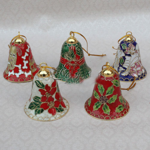 BRAND NEW 10PCS CHINESE HANDMADE Cloisonne bell Christmas Ornaments-in  Christmas Bells from Home & Garden on Aliexpress.com | Alibaba Group - BRAND NEW 10PCS CHINESE HANDMADE Cloisonne Bell Christmas Ornaments
