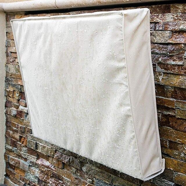 Protect TV Screen Garden Patio Outdoor TV Cover Weatherproof Dust-proof  Outdoor TV Cover 32