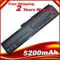 Bateria do portátil para toshiba satellite l750 l750d l755 l755d l770 l770d l775 l775d c645 c645d c650 c650d c655 c655d
