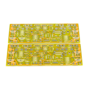 Image 2 - SUQIYA משלוח חינם SYM5 3 גבוהה הטיה כיתת אחורי שלב כוח מגבר PCB (100 W)