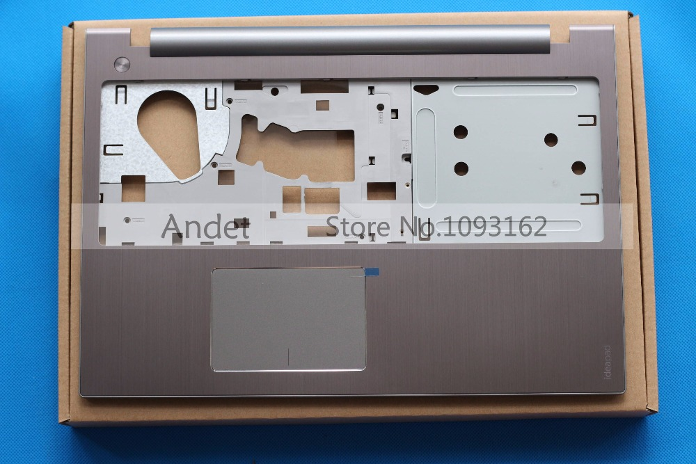 New Original for Lenovo IdeaPad Z500 P500 Palmrest Keyboard Bezel Upper Case Cover with Touchpad AM0SY000310 new palmrest upper case cover for lenovo ideapad y570 ap0hb000600 with touchpad c shell