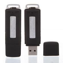 Nuevo Y de Alta Calidad Mini 8 GB USB Pen Disco Flash Drive de Audio Digital Grabadora de Voz 150 horas de Grabación Envío Libre NOA24