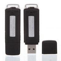 Thương hiệu Mới Và Cao Chất Lượng Nhỏ 8 GB USB Disk Bút Đèn Flash Drive Digital Audio Voice Recorder 150 giờ Ghi Âm Miễn Phí Vận Chuyển H1T07
