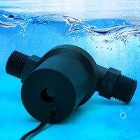 Solar Circulation Motor Water Pump 12V 480L H TE091 3m Head Brushless Silent