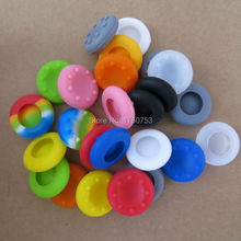 Silicone Analog Thumbstick Caps for Sony PS4 Joystick Caps for Dualshock 4 Controller Game Accessories