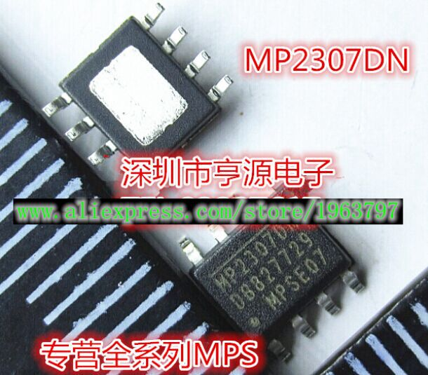 10pcs/lot MP2307DN-LF-Z MP2307DN MP2307 SOP-8 In Stock