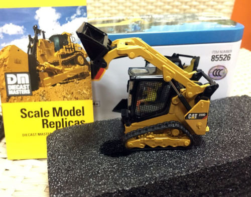 1/50 Caterpillar Cat 259D Compact Track Loader By Diecast Masters #855261/50 Caterpillar Cat 259D Compact Track Loader By Diecast Masters #85526